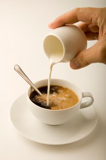 Human Hand「Coffee and Cream」:スマホ壁紙(1)