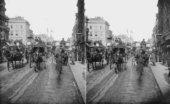 Three Dimensional「Oxford Circus Traffic」:写真・画像(6)[壁紙.com]