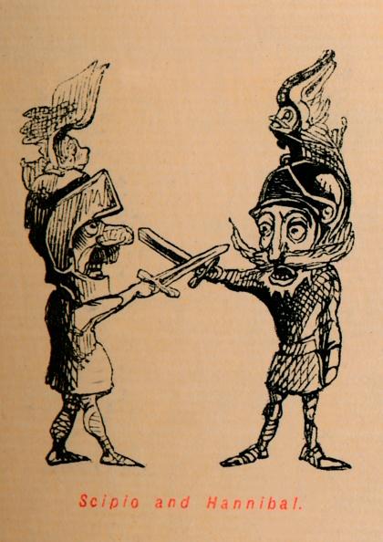 Cartoon「Scipio And Hannibal」:写真・画像(9)[壁紙.com]