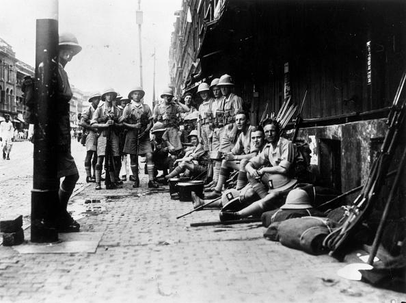 Hinduism「Troops At Calcutta」:写真・画像(6)[壁紙.com]
