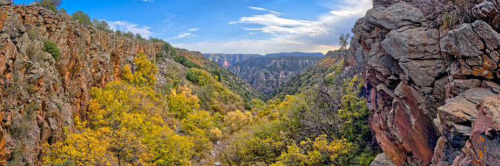 Kaibab National Forest「Sycamore Canyon west of Sycamore Point, Kaibab National Forest, Arizona, USA」:スマホ壁紙(6)