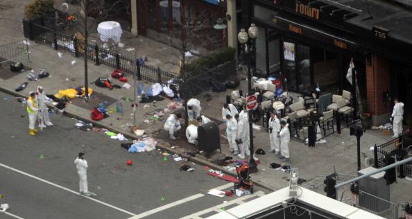 Boston - Massachusetts「Boston Deals With Aftermath Of Marathon Explosions」:写真・画像(17)[壁紙.com]