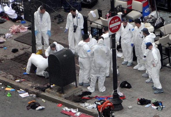 Boston - Massachusetts「Boston Deals With Aftermath Of Marathon Explosions」:写真・画像(6)[壁紙.com]
