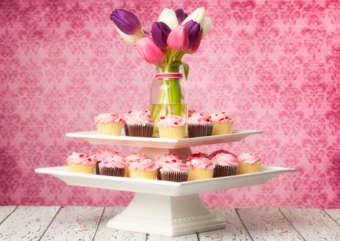 Centerpiece「Wedding Cupcake Centerpiece」:スマホ壁紙(17)