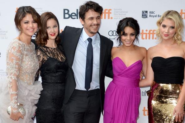 "Vanessa James「""Spring Breakers"" Premiere - Arrivals - 2012 Toronto International Film Festival」:写真・画像(5)[壁紙.com]"