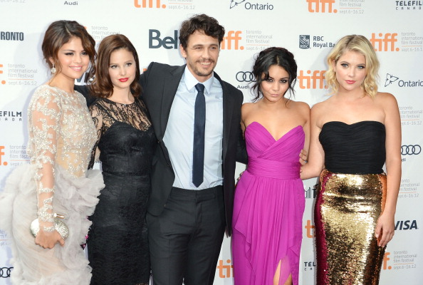"Vanessa James「""Spring Breakers"" Premiere - Arrivals - 2012 Toronto International Film Festival」:写真・画像(2)[壁紙.com]"