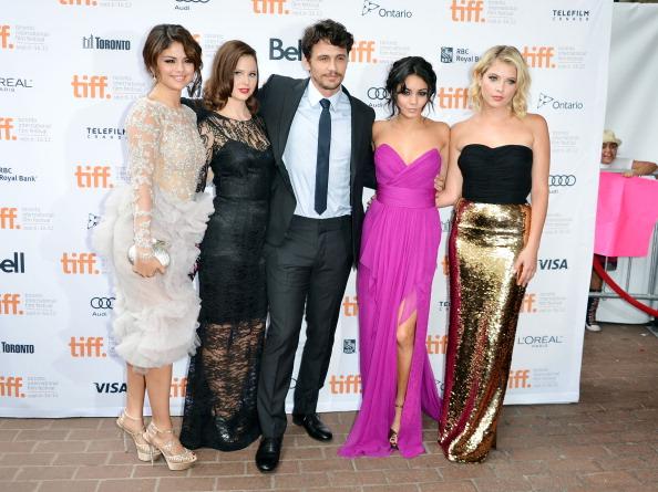 "Vanessa James「""Spring Breakers"" Premiere - Arrivals - 2012 Toronto International Film Festival」:写真・画像(19)[壁紙.com]"