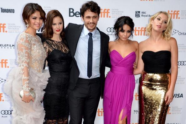 "Vanessa James「""Spring Breakers"" Premiere - Arrivals - 2012 Toronto International Film Festival」:写真・画像(1)[壁紙.com]"