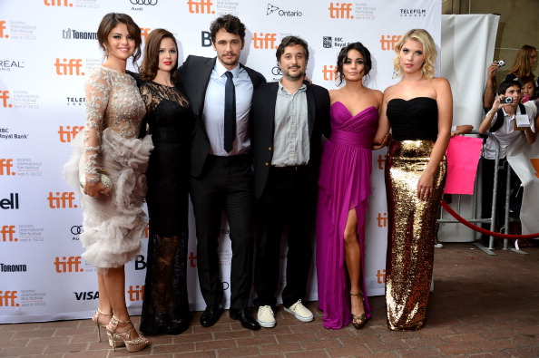 "Vanessa James「""Spring Breakers"" Premiere - Arrivals - 2012 Toronto International Film Festival」:写真・画像(4)[壁紙.com]"