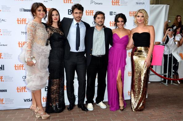 "Vanessa James「""Spring Breakers"" Premiere - Arrivals - 2012 Toronto International Film Festival」:写真・画像(3)[壁紙.com]"