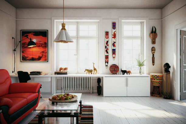 Scandinavian Home Interior:スマホ壁紙(壁紙.com)