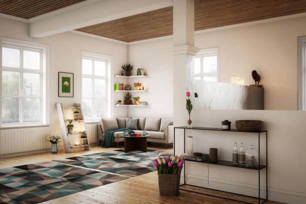 Scandinavian Style Interior:スマホ壁紙(壁紙.com)