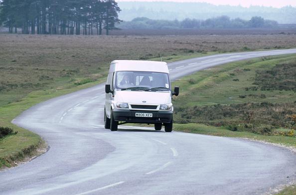 Journey「2000 Ford Transit van」:写真・画像(5)[壁紙.com]