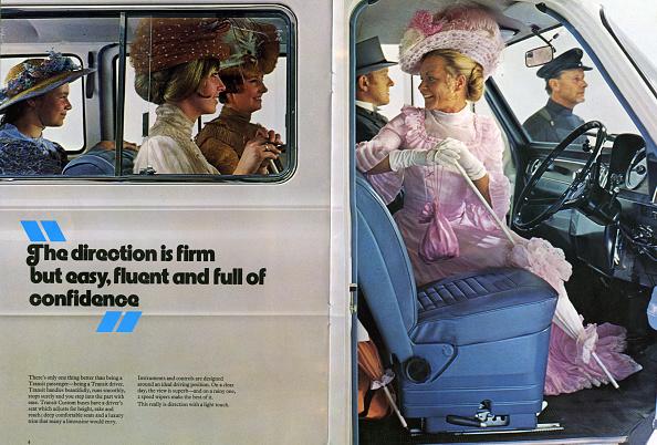 Transportation「1973 Ford Transit Van Advertising Brochure.」:写真・画像(17)[壁紙.com]