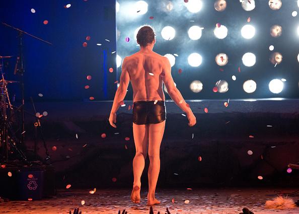 マイケル・C・ホール「Michael C. Hall Joins The Broadway Cast Of 'Hedwig And The Angry Inch' - Curtain Call」:写真・画像(3)[壁紙.com]