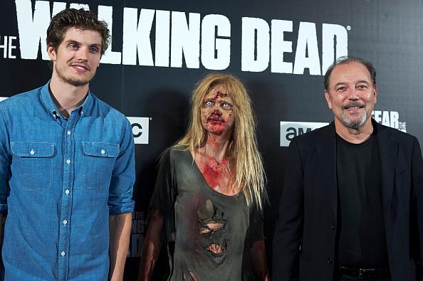 トピックス「'Fear The Walking Dead' Madrid Photocall」:写真・画像(4)[壁紙.com]