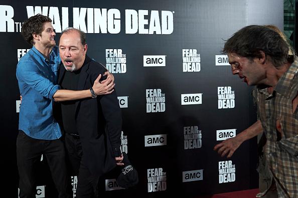 トピックス「'Fear The Walking Dead' Madrid Photocall」:写真・画像(5)[壁紙.com]
