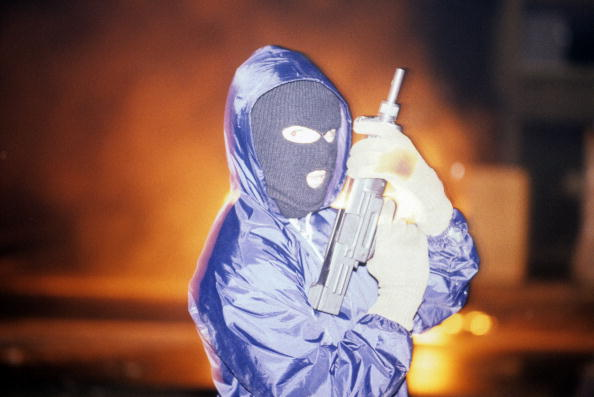 Gunman「Provisional IRA」:写真・画像(0)[壁紙.com]