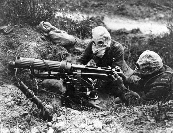 World War I「Machine Gunners」:写真・画像(10)[壁紙.com]
