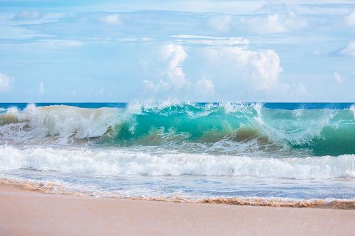 Indian Ocean「Indian ocean shore」:スマホ壁紙(3)