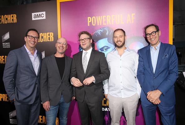 "Preacher - Television Show「AMC's ""Preacher"" Season 2 Premiere」:写真・画像(18)[壁紙.com]"