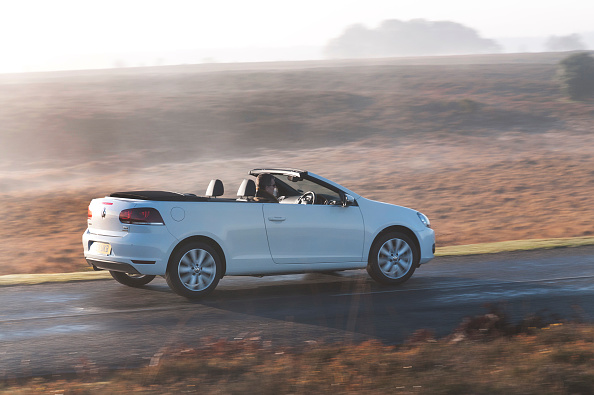 Sunny「2011 VW Golf Tdi Cabriolet」:写真・画像(17)[壁紙.com]