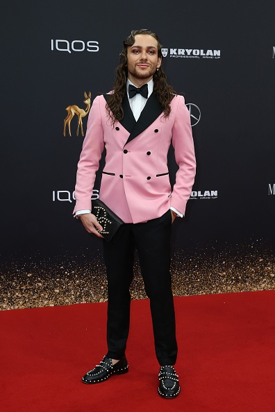Textured「Red Carpet Arrivals - Bambi Awards 2019」:写真・画像(7)[壁紙.com]