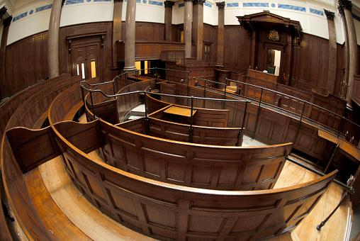 Liverpool - England「Inside St.George's Hall in Liverpool」:スマホ壁紙(9)