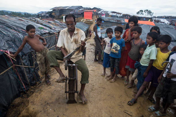 Rohingya Refugees Flood Into Bangladesh:ニュース(壁紙.com)