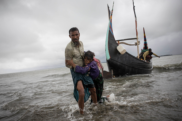 Rohingya Culture「Rohingya Refugees Flood Into Bangladesh」:写真・画像(6)[壁紙.com]