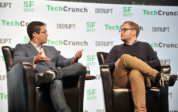 Brian Jennings「TechCrunch Disrupt SF 2017 - Day 1」:写真・画像(3)[壁紙.com]