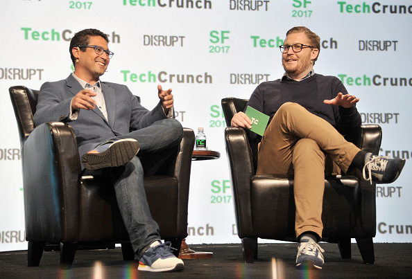 Brian Jennings「TechCrunch Disrupt SF 2017 - Day 1」:写真・画像(4)[壁紙.com]