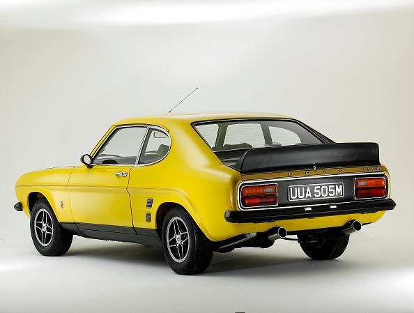 Yellow「1973 Ford Capri RS 3100」:写真・画像(14)[壁紙.com]