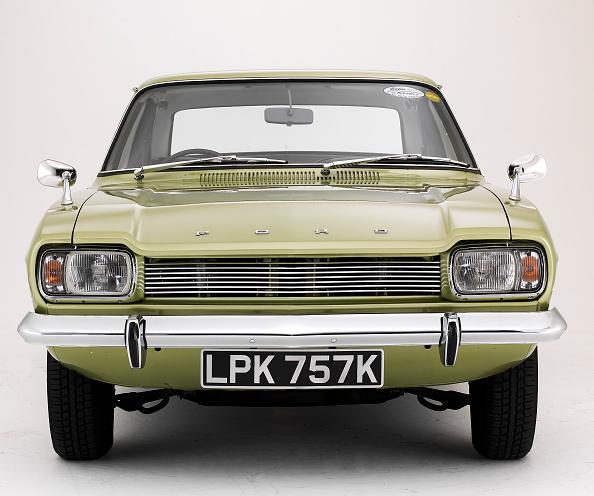 Finance and Economy「1972 Ford Capri 1600 mk1.」:写真・画像(3)[壁紙.com]