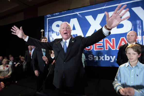 Bestof「Chambliss Wins Senate Run-Off Election In Georgia」:写真・画像(15)[壁紙.com]