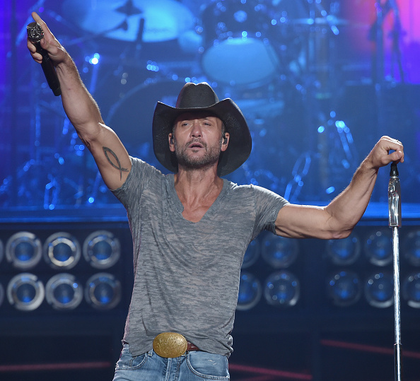 Dimitrios Kambouris「Tim McGraw In Concert - Wantagh, New York」:写真・画像(9)[壁紙.com]