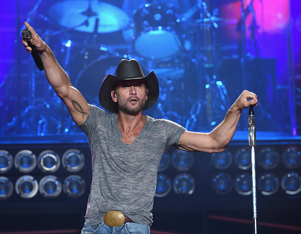 Dimitrios Kambouris「Tim McGraw In Concert - Wantagh, New York」:写真・画像(7)[壁紙.com]