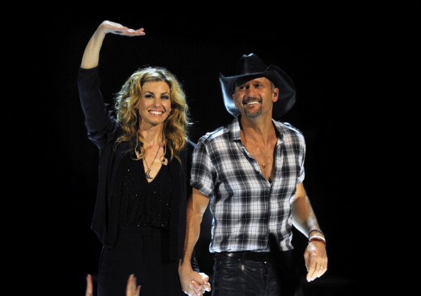 Tim McGraw「Faith Hill and Tim McGraw Perform in Melbourne」:写真・画像(7)[壁紙.com]