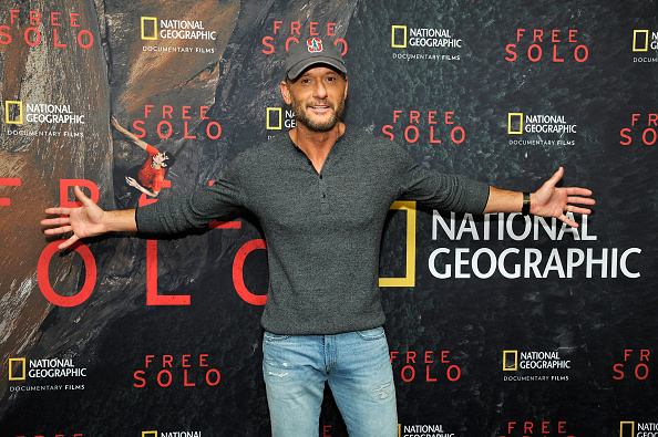 "Tim McGraw「Screening Of ""Free Solo"" Hosted By Tim McGraw」:写真・画像(19)[壁紙.com]"
