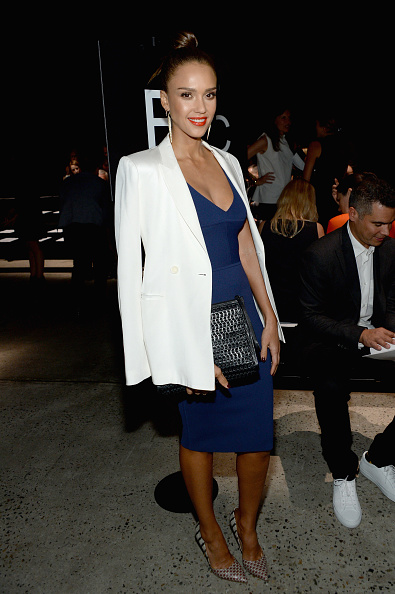 Oversized Purse「Narciso Rodriguez - Front Row - Spring 2016 New York Fashion Week」:写真・画像(16)[壁紙.com]