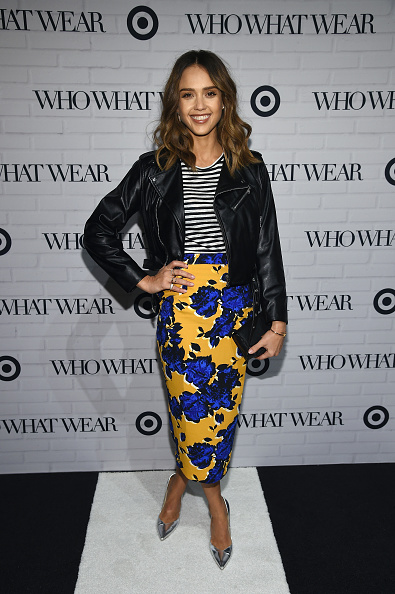 縞模様「Who What Wear x Target Launch Party」:写真・画像(2)[壁紙.com]