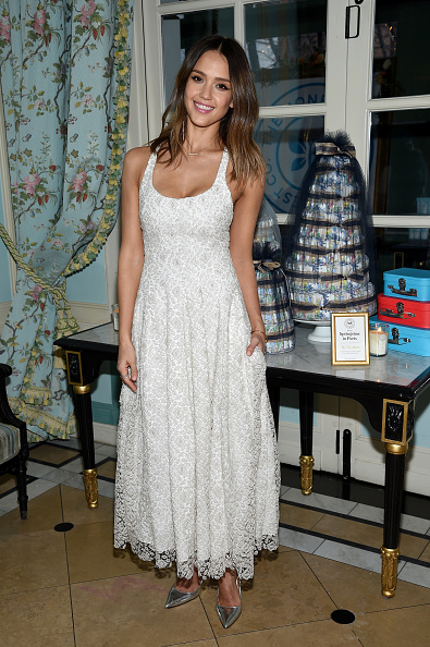春「Jessica Alba And The Honest Company Celebrate The Launch Of The Springtime In Paris Diaper Collection」:写真・画像(17)[壁紙.com]