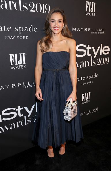Blue Dress「Fifth Annual InStyle Awards - Red Carpet」:写真・画像(5)[壁紙.com]
