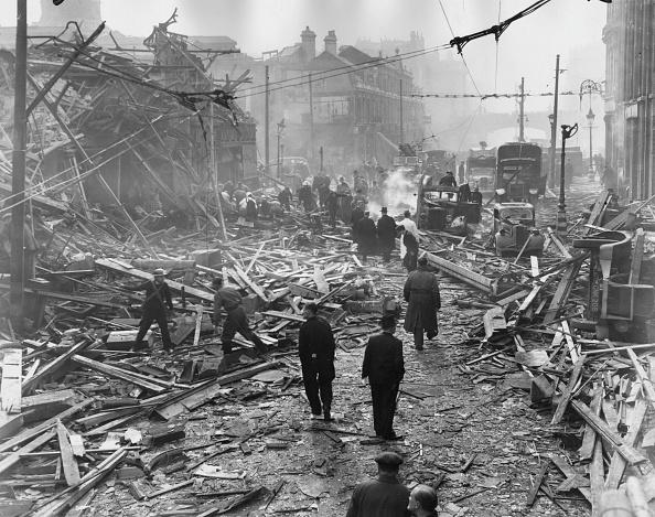 英国 ロンドン「V2 Damage」:写真・画像(19)[壁紙.com]