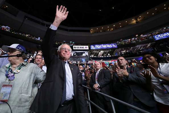 Democratic National Convention 2016「Democratic National Convention: Day Two」:写真・画像(5)[壁紙.com]