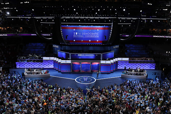 Democratic National Convention 2016「Democratic National Convention: Day One」:写真・画像(0)[壁紙.com]