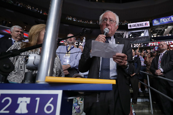 US Democratic Party 2016 Presidential Candidate「Democratic National Convention: Day Two」:写真・画像(11)[壁紙.com]