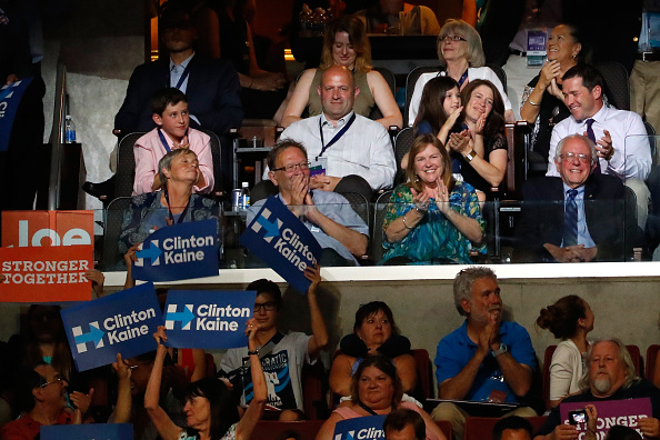 Aaron P「Democratic National Convention: Day Three」:写真・画像(5)[壁紙.com]