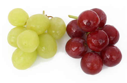 Grape「Red and green grapes, choice and contrast.」:スマホ壁紙(15)