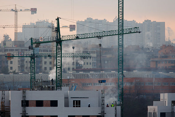 Construction Industry「Spanish Property Market Begins To Show Signs Of Recovery After Years Of Downward Tendency」:写真・画像(18)[壁紙.com]